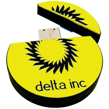 Soft PVC USB stick 2D small