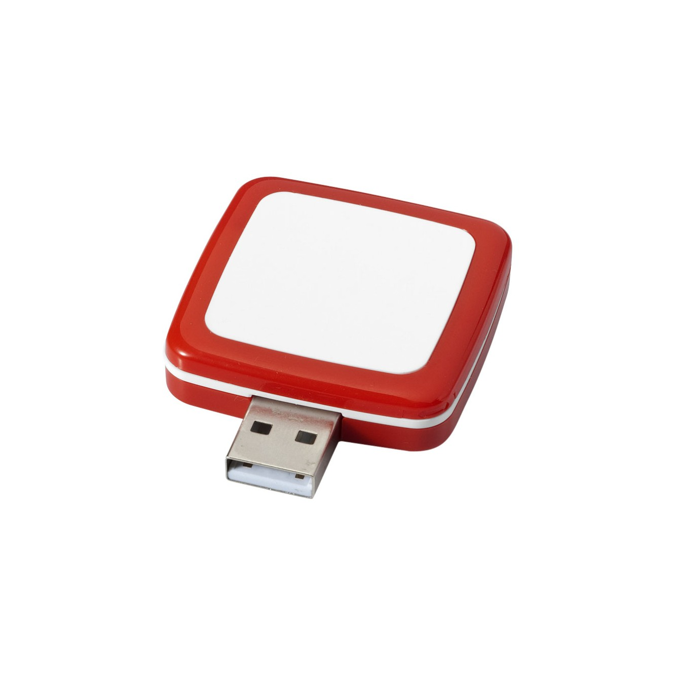 USB stick rotating square