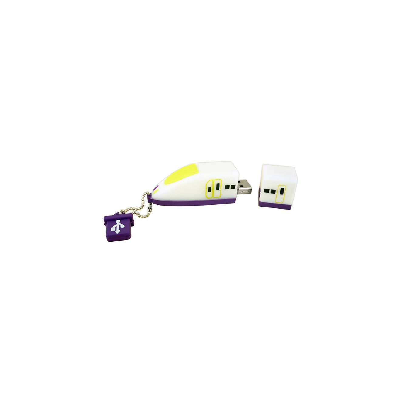 Soft PVC USB stick 3D
