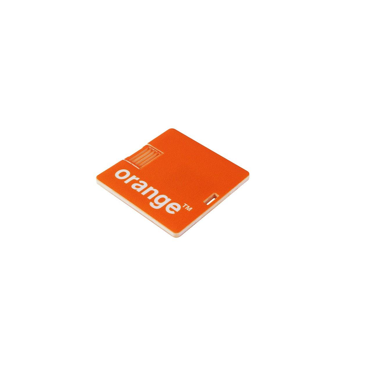 Square Card USB stick