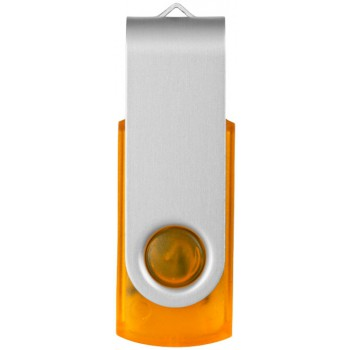 Rotate transculent USB stick
