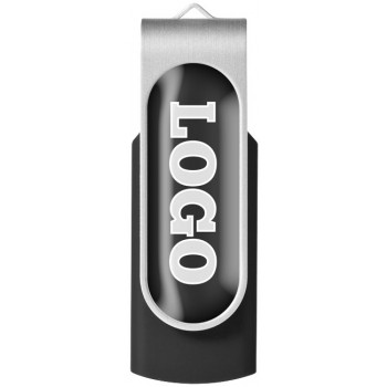 Rotate USB stick doming